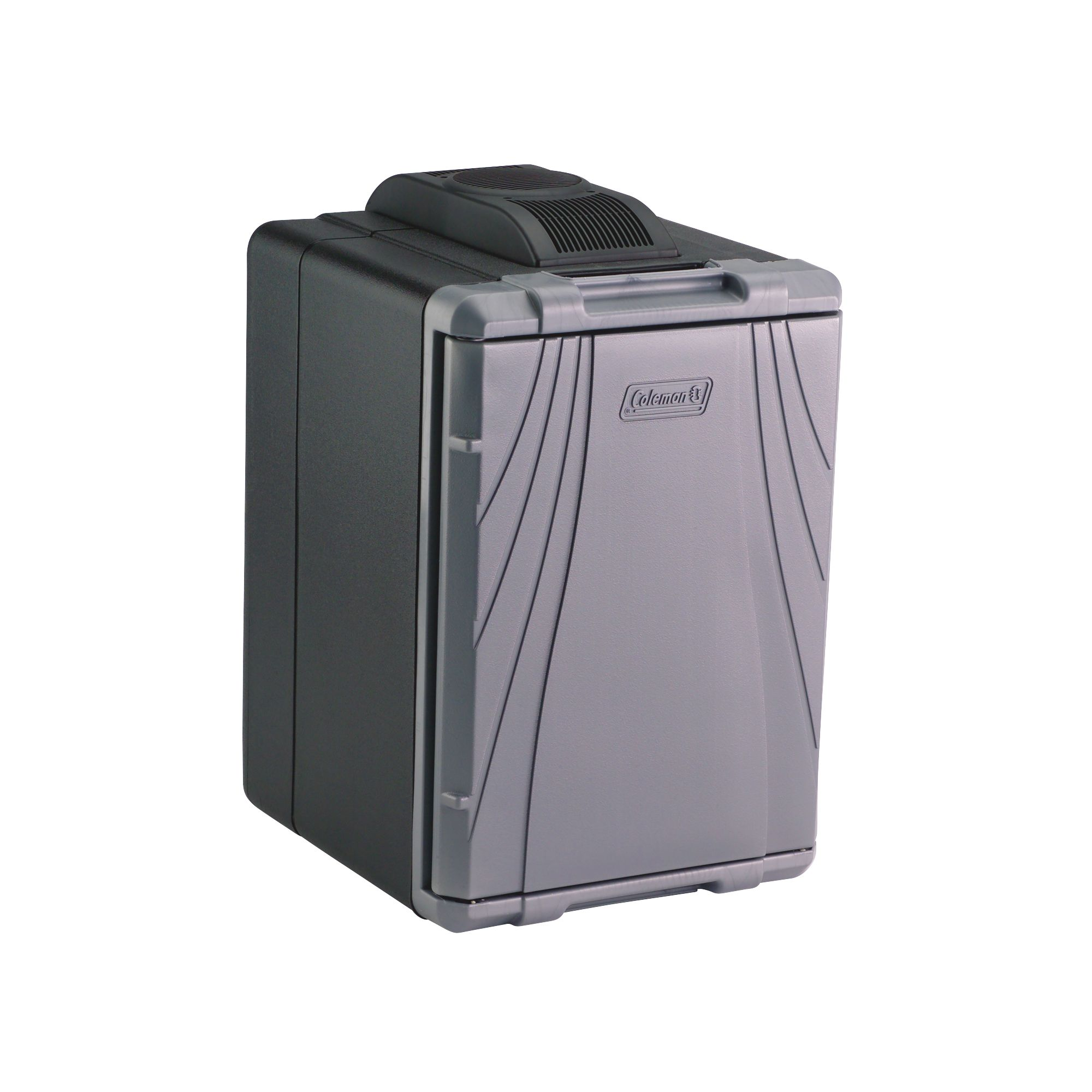 40 quart powerchill thermoelectric cooler coleman