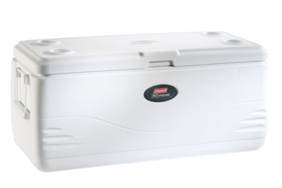 150 Quart White Marine Cooler