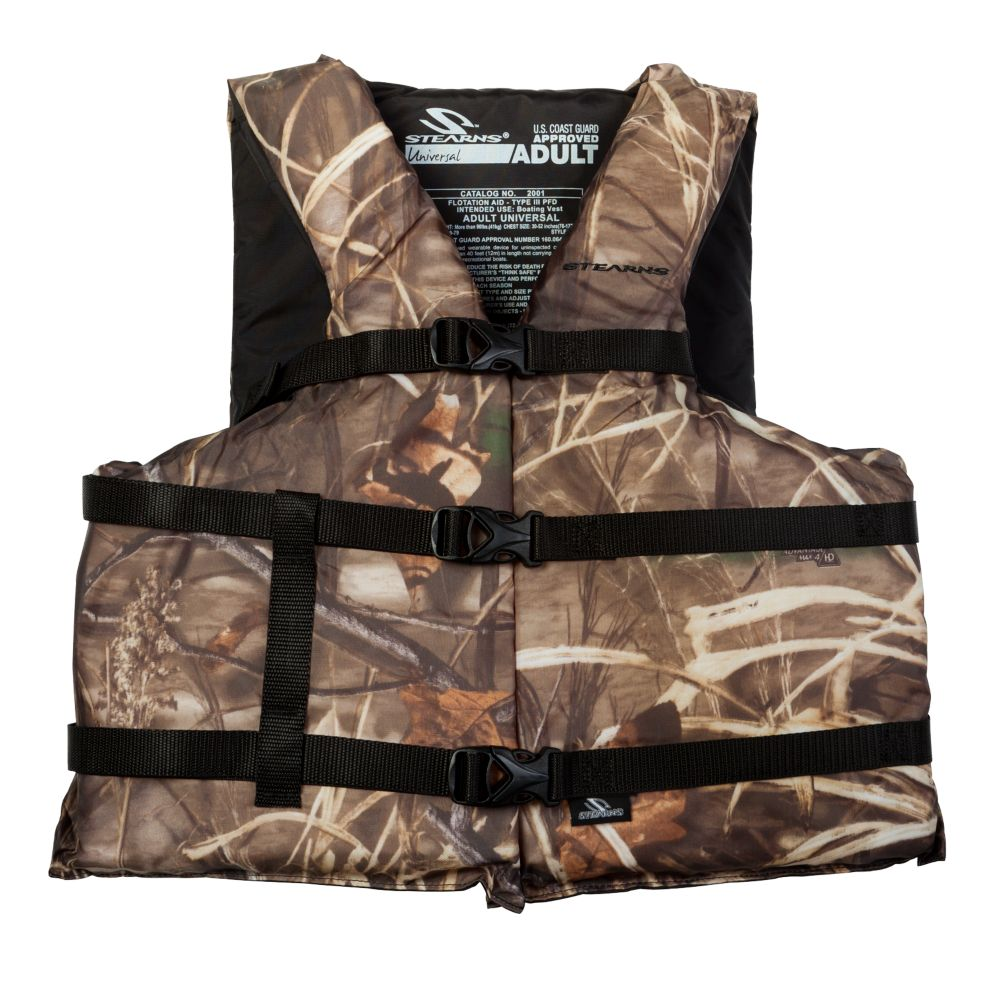 Adult Classic Series Vest - Realtree Camouflage