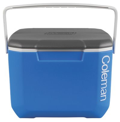16 QT EXCURSION® COOLER - BLUE/WHITE/ DARK GREY