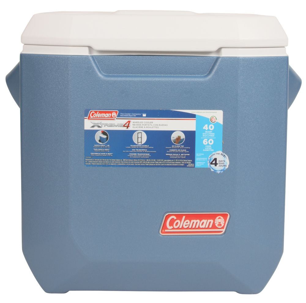 40 Quart Xtreme® Wheeled Cooler