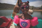 Puddle Jumper® Life Jacket - Clam