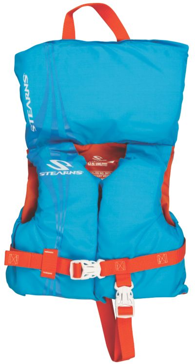 Infant Antimicrobial Nylon Life Jacket