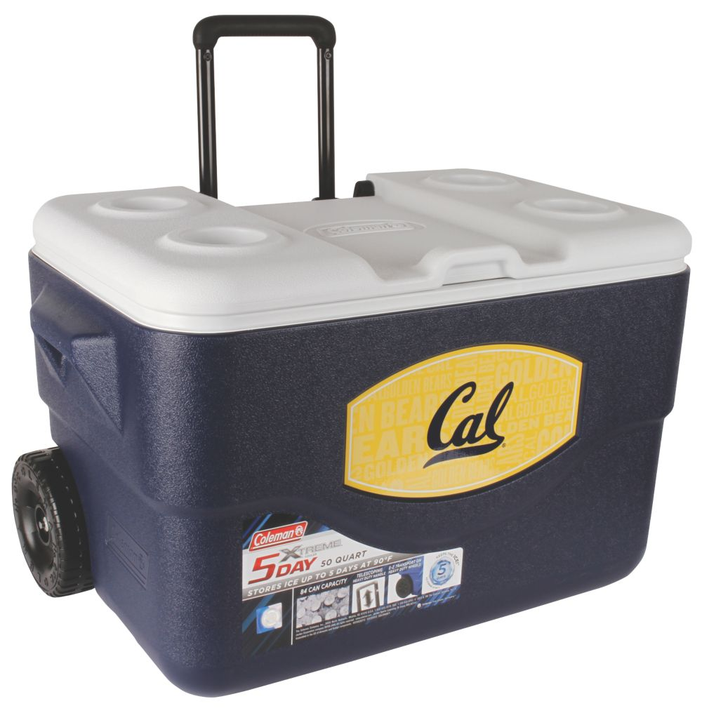 50 Qt Xtreme® Wheeled Cooler - California