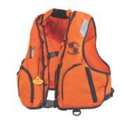 I249 Manual Inflatable Vest with Nomex® Fabric image 1