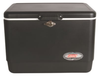 54 Quart Matte Black Steel Belted® Cooler