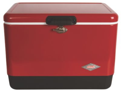 54 Quart Steel Belted® Cooler - Red
