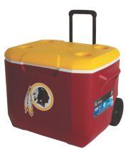 60 Quart Performance Wheeled Cooler - Washington Redskins