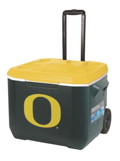 60 Quart Performance Wheeled Cooler - Oregon Ducks
