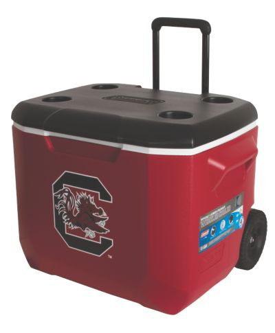60 Quart Performance Wheeled Cooler - South Carolina Gamecocks