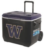 60 Quart Performance Wheeled Cooler - Washington Huskies