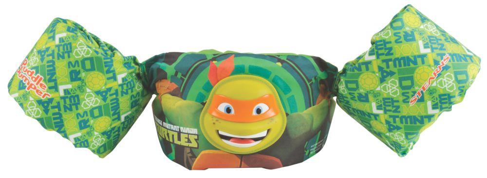 Puddle Jumper® Deluxe 3D Life Jacket - Teenage Mutant Ninja Turtles™