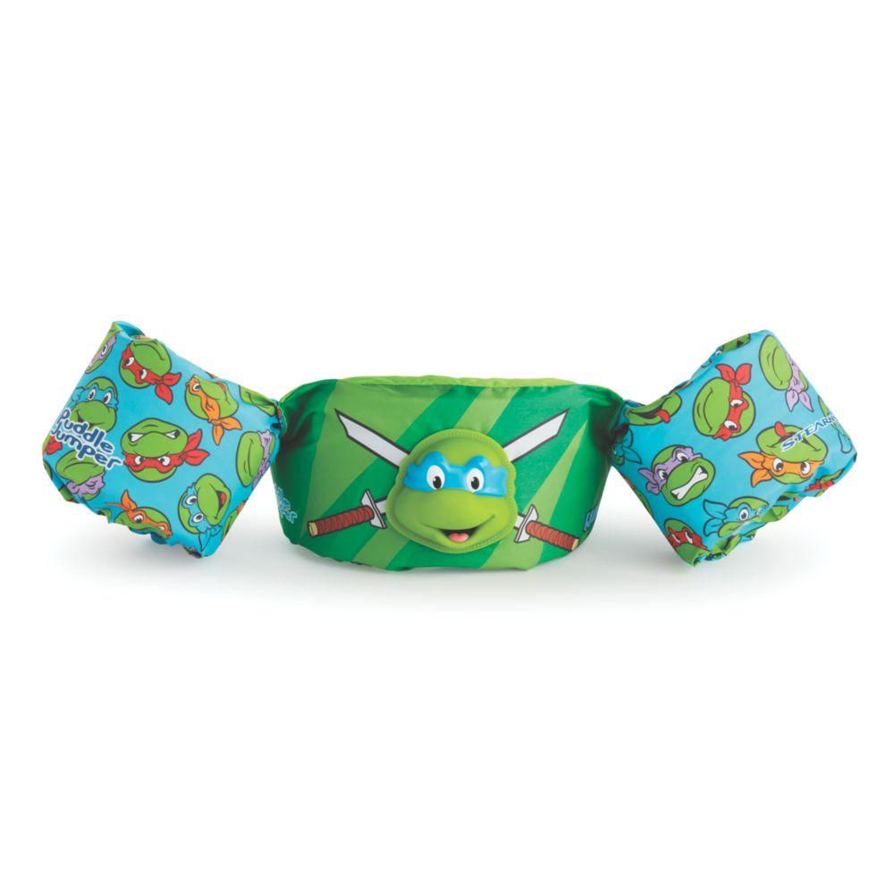 Puddle Jumper® Kids Deluxe 3D Life Jacket, Teenage Mutant Ninja Turtles™, Leonardo