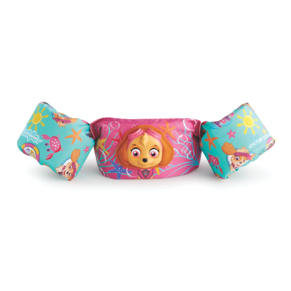 Puddle Jumper® Kids Deluxe 3D Life Jacket, Paw Patrol™, Skye