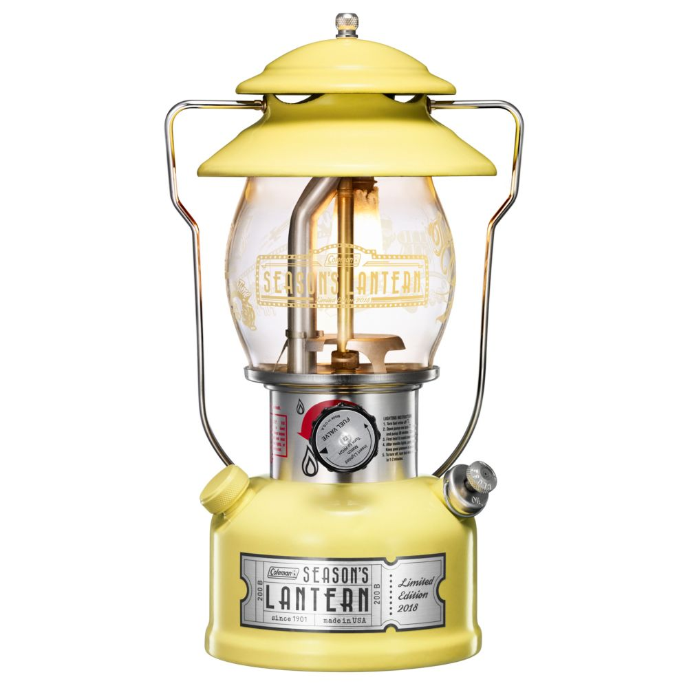 Coleman Seasons Limited-Edition Fuel-Powered Lantern