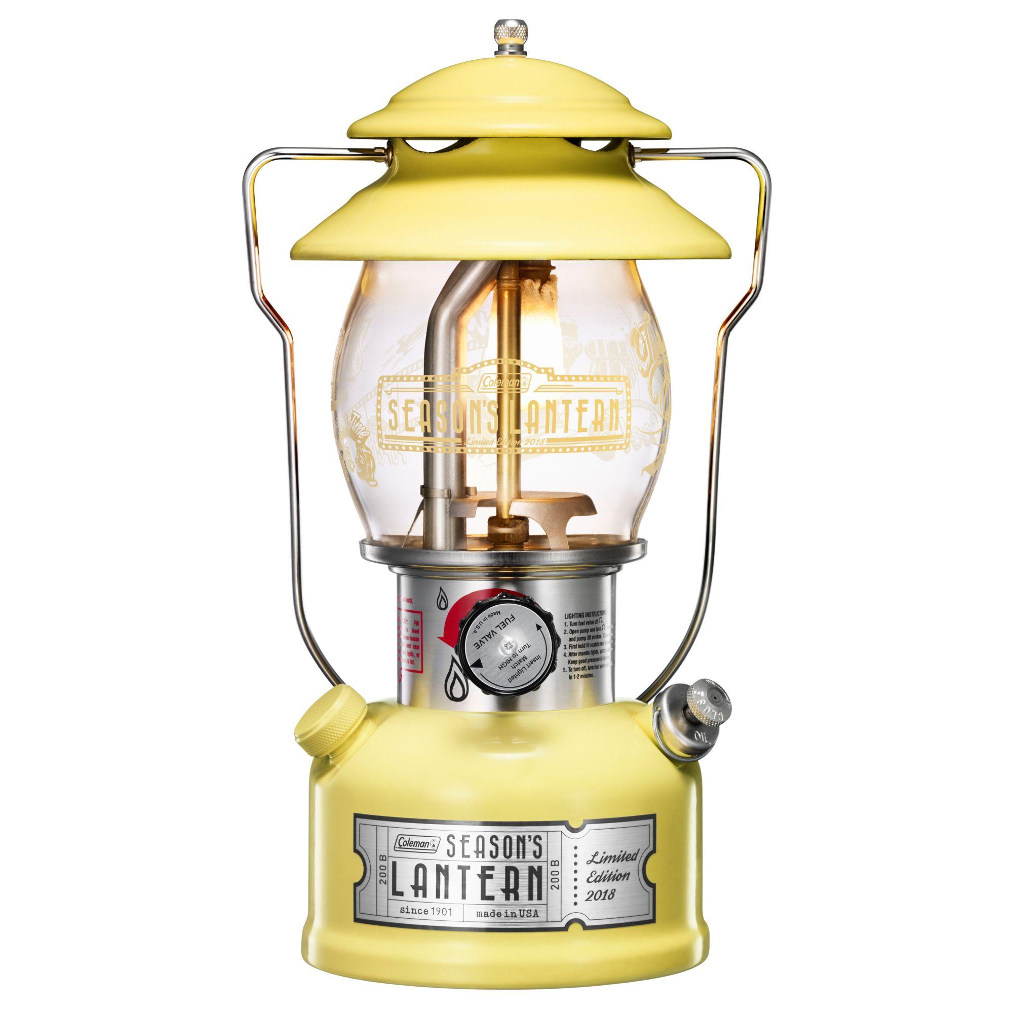 Coleman Seasons Limited Edition Fuel Ed Lantern