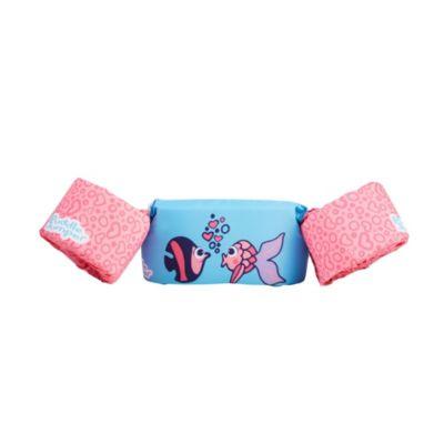 Puddle Jumper® Kids Life Jacket, Black Fish, 30-50 Pounds
