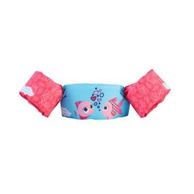 Puddle Jumper® Kids Life Jacket, Coral Fish, 30-50 Pounds