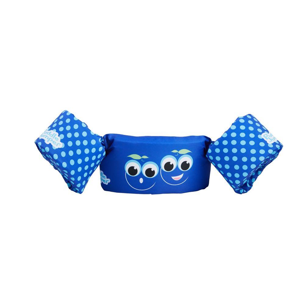 Puddle Jumper® Kids Life Jacket, Blueberry, 30-50 Pounds