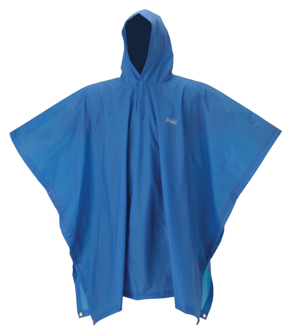 Youth EVA Poncho - Blue
