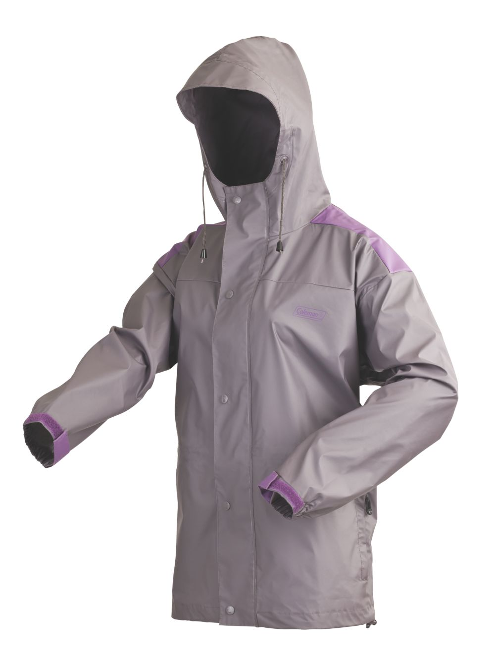 Women's PVC/Nylon Jacket
