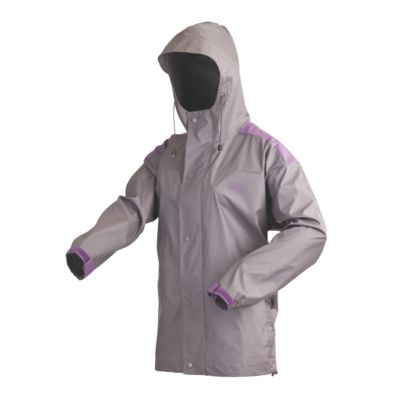 Women's PVC/Nylon Jacket