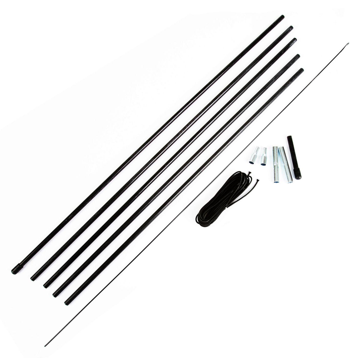 Repair Kit - Tent Fiberglass Pole 8.5mm Diameter 5-Pole Sections 2  sc 1 st  Coleman & Sites-USA-Site