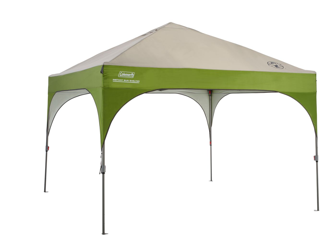 Shelter Repair Canopy Straight 10 X 10  sc 1 st  Coleman : coleman tent replacement parts - memphite.com