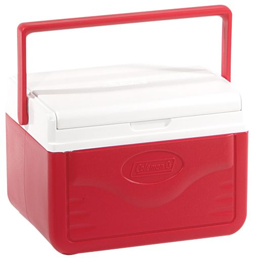 FlipLid™ 5 QT Personal Cooler - Red