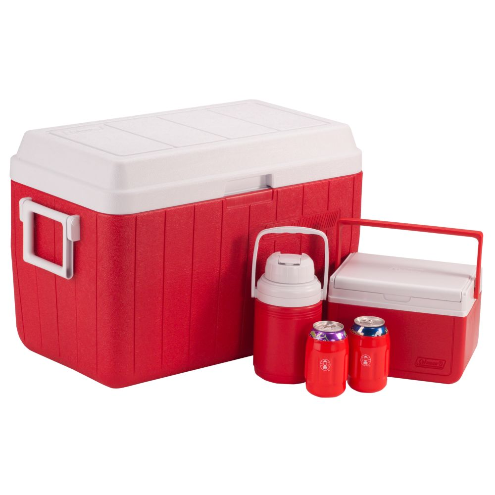 5-Piece 54 Quart Cooler Combo
