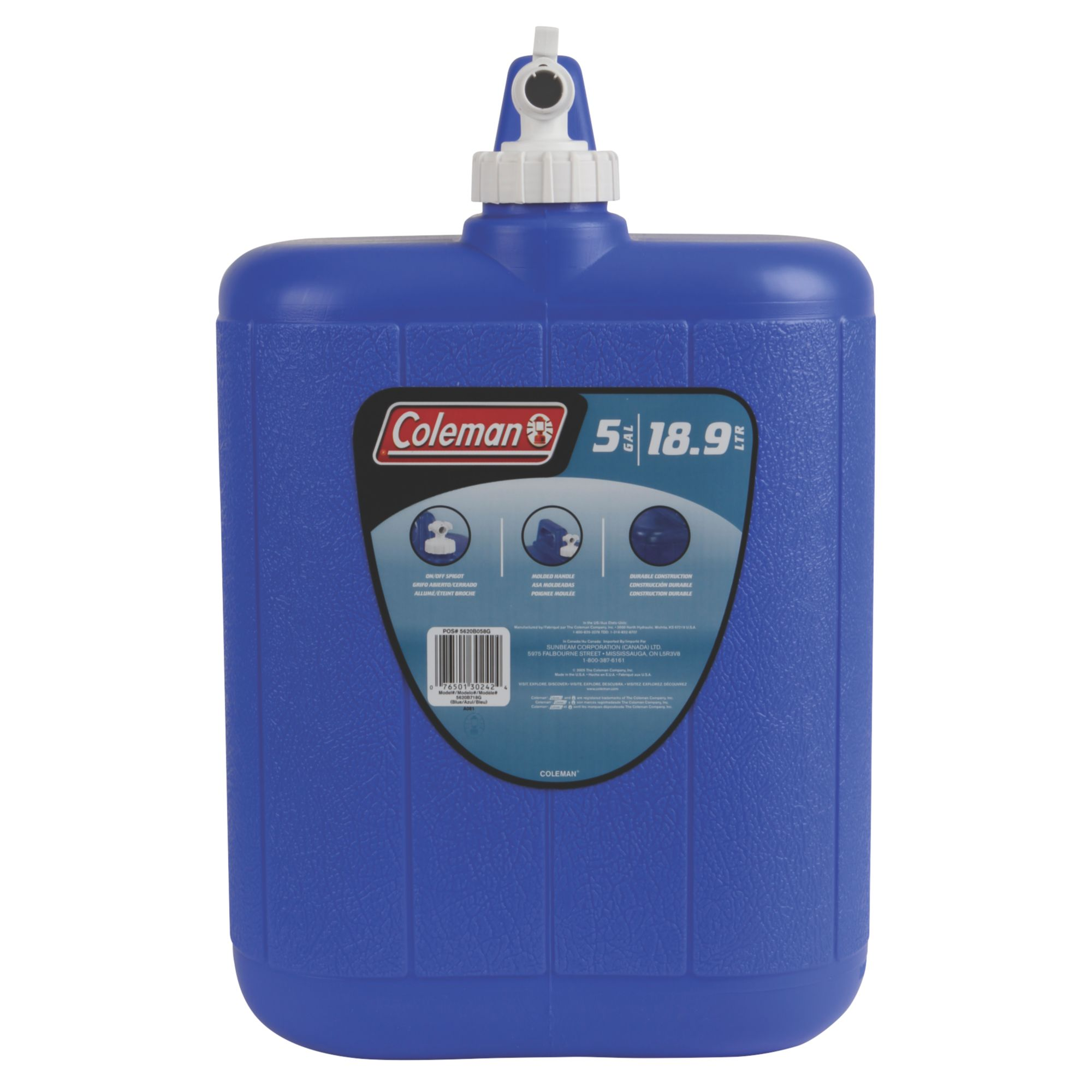 f1b668e90af ... 5 Gallon Water Carrier image 1 ...
