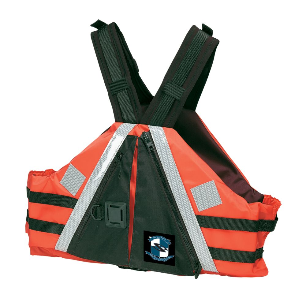 Low-Profile Life Vest