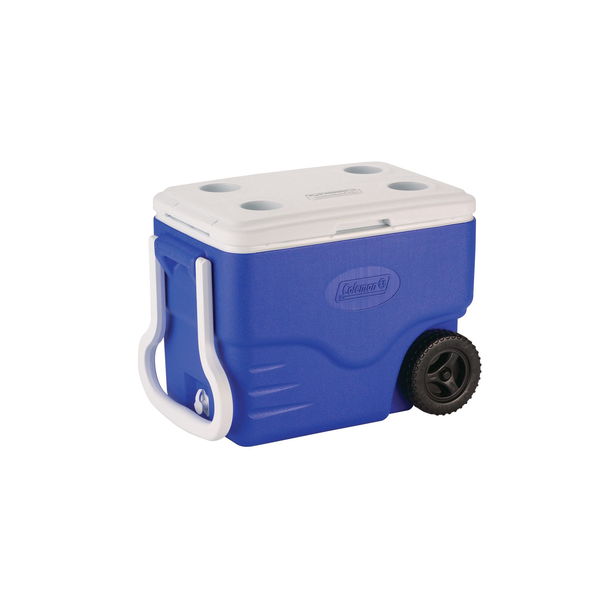 40 Quart Performance Wheeled Cooler | Coleman
