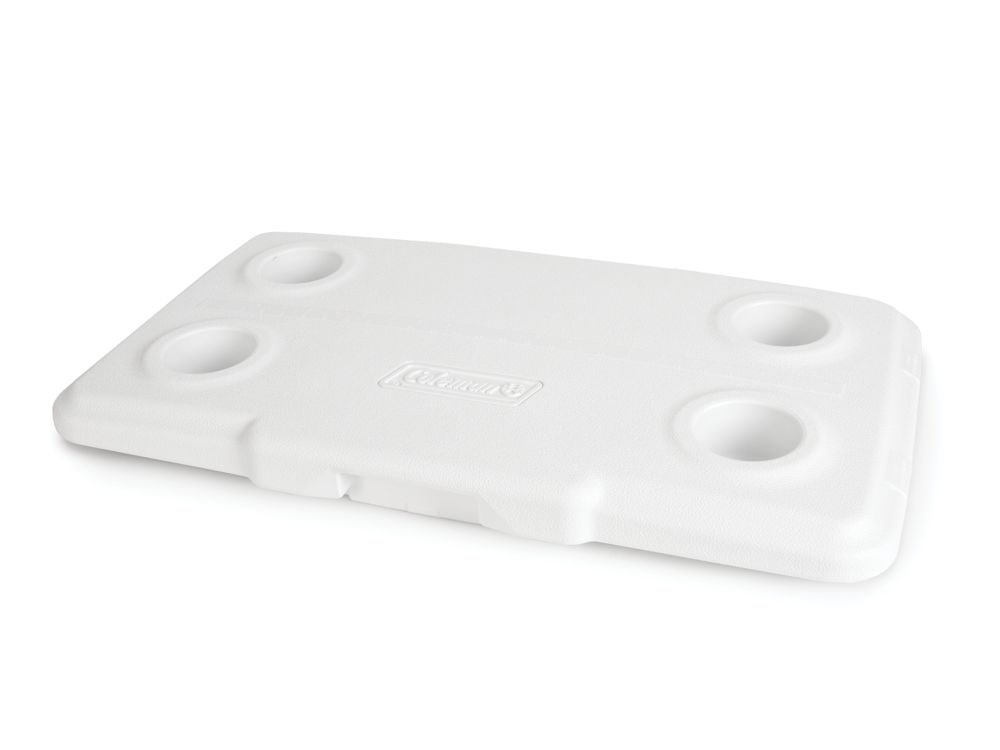 36 QT X-Treme Lid White