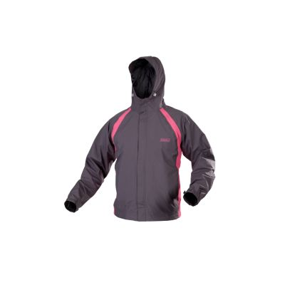 Women's Nylon Jacket, Grey, S/M