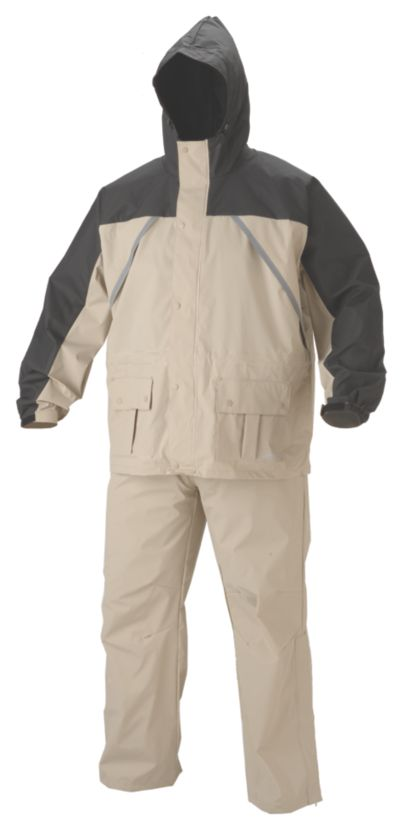 .20mm PVC/Nylon Rain Suit