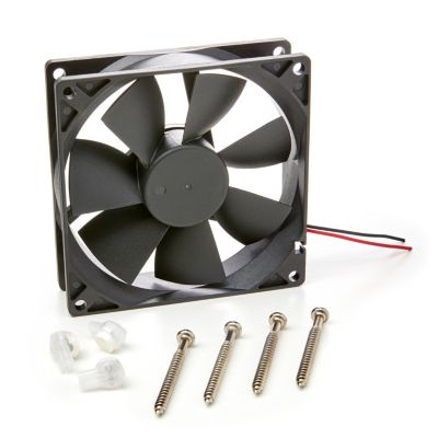 Thermo Electric Outside Repair Fan
