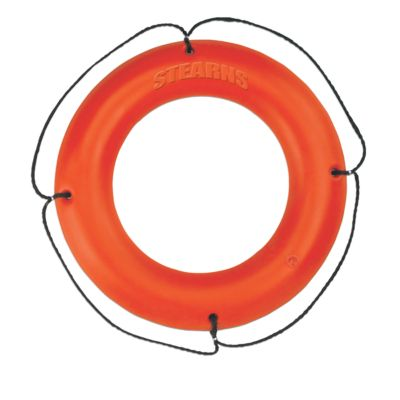 Type IV 30-in. Ring Buoy with Reflective Tape