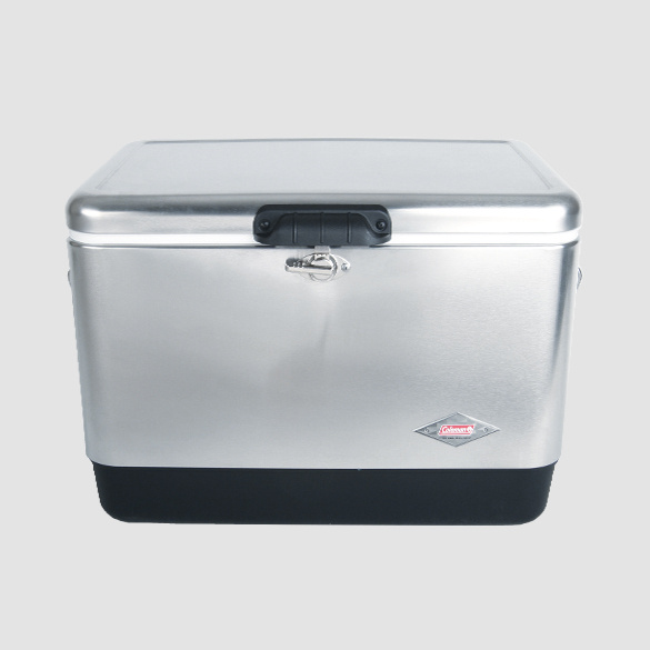 54-QUART STEEL BELTED COOLER