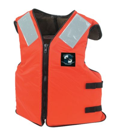 Adult Industrial Ship Mate Vest UNI