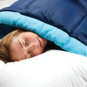 SLEEPING BAG RECTANGULAR YOUTH BOYS image 5