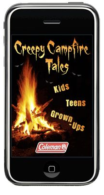 Coleman - iPhone Campfire Tales