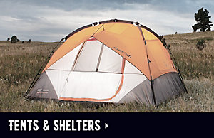 Coleman Tents & Shelters
