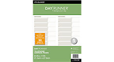 Telephone-Address Planner Pages Size 5 (Item # 018-230)