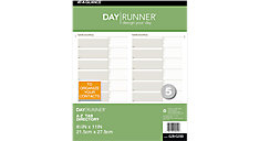 Telephone-Address A-Z Planner Tabs Size 5 (Item # 028-0200)