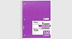 Spiral Notebook (Item # 05514)