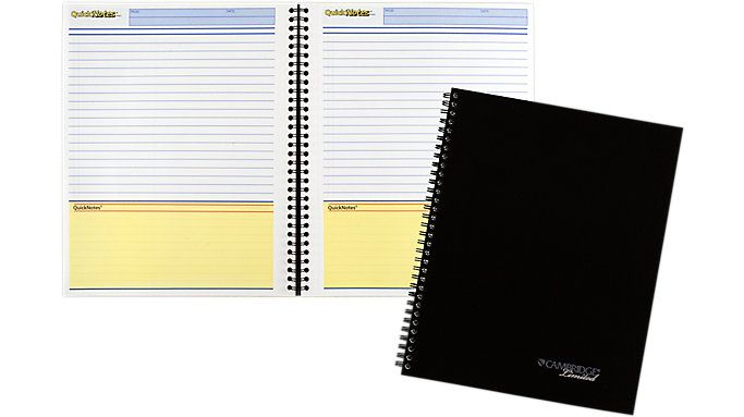 Cambridge Limited QuickNotes Business Notebook  (06066)