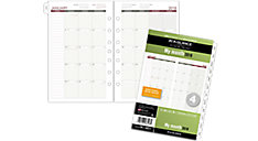 Monthly Planner Refill Size 4 (Item # 061-685Y)