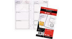 Nature Weekly Planner Refill Size 3 (Item # 063-385)