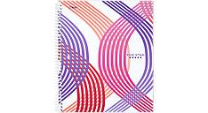 Style Wirebound Notebook 1 Subject (Item # 06348)